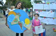 International demonstration: Actions for the preservation of Mother Earth