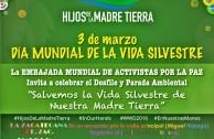 SALVEMOS LA VIDA SILVESTRE DE NUESTRA MADRE TIERRA