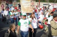 """En México arrancó la 6ta. Maratón Internacional """"En la Sangre está la vida"""""""