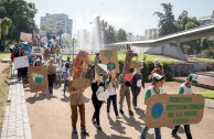 En Chile Guardianes por la Paz de la Madre Tierra alzaron su voz
