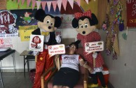 """Olavarría joins the Seventh International Blood Drive Marathon """"Life is in the Blood"""""""
