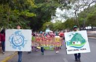The human family celebrating World Wildlife Day