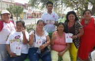 "Mexico: With the intention of donating life, citizens of Garcia City participated in the 6th International Blood Drive Marathon ""Life is in the Blood""."