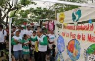 """Desfile Y Parada Ambiental En Tabasco; El Mensaje Es: """"Salvemos La Vida Silvestre De Nuestra Madre Tierra"""""""