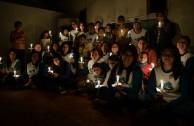 Voluntarios de la EMAP en diferentes países se unen a LA HORA DEL PLANETA.
