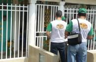 """En Panamá Activistas llevan a cabo la concientización ambiental """"Salvemos los Bosques y el Agua"""""""