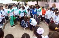 En Córdoba, Argentina el Proyecto Hijos de la Madre Tierra, creando una cultura ambientalista en niños de temprana edad