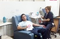 Provincias argentinas trabajando en pro de una cultura voluntaria de sangre.