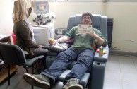 Argentine provinces working towards a voluntary culture of blood.