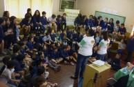 """EL PROGRAMA """"HIJOS DE LA MADRE TIERRA"""" ENSEÑA PEQUEÑAS ACCIONES PARA GENERAR GRANDES CAMBIOS"""