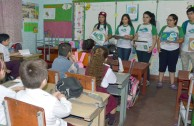 Guardianes paraguayos unidos para salvar los Bosques y el Agua Dulce