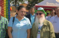 Day of Education and awareness in San Salvador, through the International Fair for Peace of Mother Earth