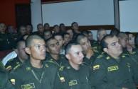 EL COMANDO DE LA POLICÍA METROPOLITANA DE MANIZALES ABRE SUS PUERTAS A LA EMAP