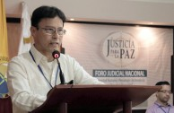 Judicial Forum Promotes Transitional Justice for a Peaceful Colombia