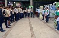 Guardianes por la Paz participan de la celebración del Aniversario del Jardín Botánico de Córdoba-Argentina