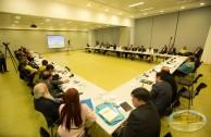 La EMAP presenta ante el Parlamento Latinoamericano su proyecto para la defensa y garantía de los derechos de la Madre Tierra como un ser vivo.