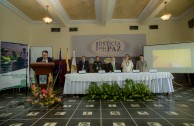 In Santa Marta, Colombia, a space for dialogue and analysis on human rights and public policies in favor of peace was proposed.
