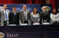 Judicial Forum in Xalapa, Mexico under the topic of human dignity, presumption of innocence and human rights