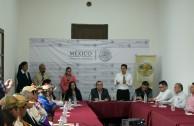 EMAP mediador de la mesa de diálogo entre pueblos originarios y autoridades federales en Zacatecas