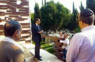 Comunidad judía de Ciudad de México recordó a las víctimas del Holocausto