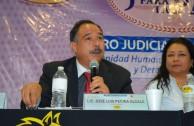 University Judicial Forum: Human Dignity, Presumption of Innocence and Human Rights at Gómez Palacio, Durango