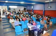 Estudiantes de la Universidad Pedagógica Nacional participaron en el taller El Holocausto Paradigma Del Genocidio
