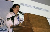 "Projection of Transitional Justice for a Peaceful Colombia in the Forum ""Human Dignity, Presumption of Innocence and Human Rights"""