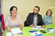 The Santander University signs their commitment to share the ALIUP's Chair of Peace