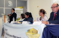 """800 students of Higher Education in Mante, Tamaulipas, participated in the workshops """"Educating to Remember"""""""