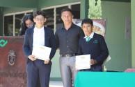 La EMAP imparte talleres del Holocausto en Escuelas de Nivel Medio Superior de México