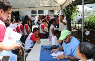 World Blood Donor Day in El Salvador