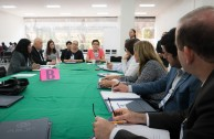The National Polytechnic Institute, home of the First Seminar - Regional ALIUP Workshop