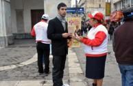 7 ciudades argentinas difunden la 7ª Maratón Internacional de Donación de Sangre