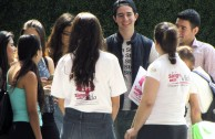 GEAP promotes the biggest act of solidarity between the students of the UNICA of Monterrey