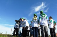 La provincia bonaerense le da la bienvenida al Cauquén migratorio