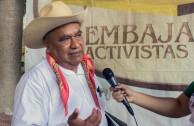 Encuentro de pueblos originarios en Veracruz