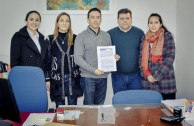 ALIUP expands in Argentina: Higher Institute of Professional and Technical Formation signs an agreement for an education for Peace