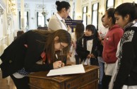 Argentine citizens receive educational projects from GEAP