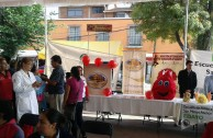 The GEAP participates in a Community and Health marathon