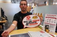 España se suma al Dia del Donante