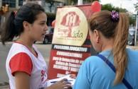 Uruguay festejó la voluntad y el altruismo de los donantes de sangre