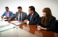 Academic Institution in Mexico commits to an education of peace
