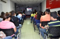 Panamanian Students received a lesson on the Holocaust to detect current alarm indicators