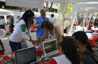 In Spain the awareness for the care of Mother Earth reached 2,500 people in the worldwide celebration of the Environment