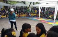 La educación en valores ambientales fue prioridad en Honduras el Día Mundial del Medio Ambiente