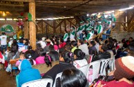 5th Regional Encounter of Children of Mother Earth was carried out in San Agustin, Colombia