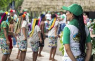Fourteen ethnic groups of the Orinoquía and Colombian Amazon region presented their environmental proposals at the 4th Regional Encounter of the Children of Mother Earth.