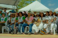 Columbia hosted the 2nd International Encounter of Children of Mother Earth