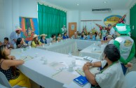Representatives of 21 indigenous communities unify proposals of solution against the environmental crisis in the 2nd International Encounter of Children of Mother Earth