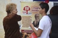 14 de junio de 2016, Día Mundial del Donante de Sangre en Uruguay